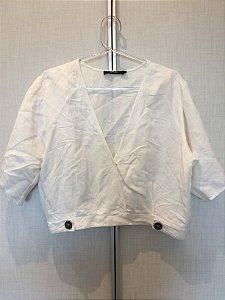 Cropped branco (42) - Amaro