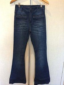 Calça jeans bolsos (38) - Shoulder