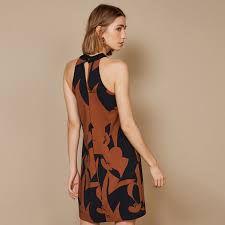 Vestido flor de anis (P) - NOVO