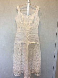 Vestido laise (P) - Amissima