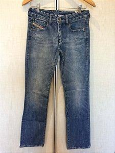 Calça jeans reta (38) - Diesel