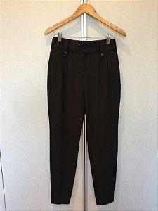 Calça tecido black (36) - Pop Up