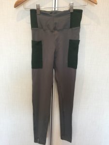 Calça fitness verde (PP) - Lauf