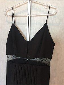 Vestido black (M) - Chart