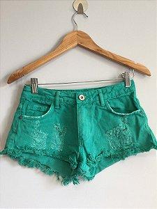 Short verde (34) - Love Dress