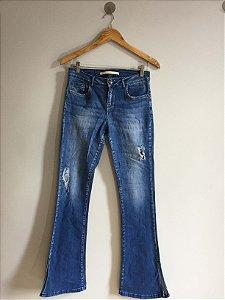 Calça jeans (38) - Zara