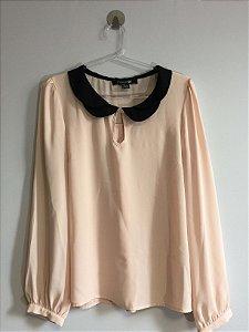 Camisa gola (M) - Forever 21