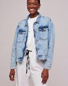 Jaqueta jeans (GG) - Amaro