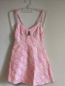 Vestido rosa (P) - NV