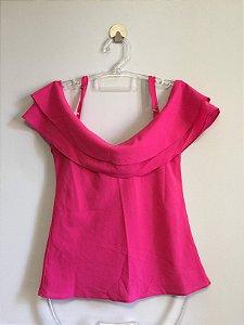 Blusa pink (P) -D3