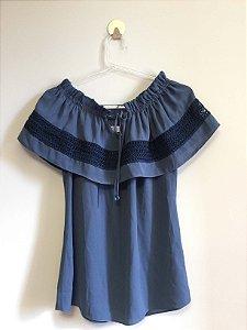 Blusa ciganinha (M) - Toujors