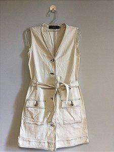 Vestido colete (36) - Ellus