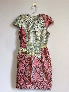 Vestido estampas (PP) - Lança Perfume