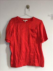 Blusa vermelha (P) - Maje