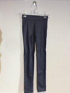Calça legging blue encerada (36) - Iorane