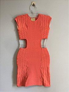 Vestido recortes (P) - Lolitta