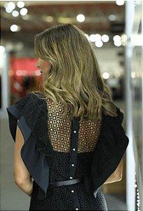 Vestido black (M) - Nathi Faria