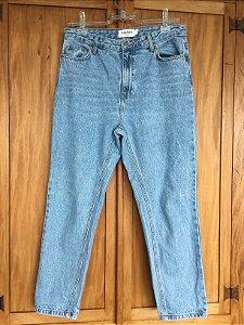 Calça Mom jeans (44) - Amaro