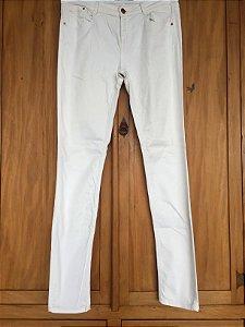 Calça branca (40) - Zara