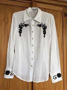 Camisa algodão (M) - Iorane