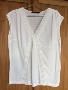 Camiseta renda (40) - Talita kume