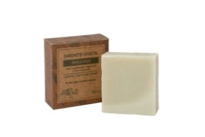Sabonete Vegetal Argila Verde Arte dos Aromas 100gr