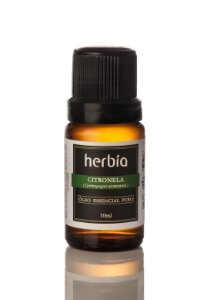 Óleo Essencial de Citronela Herbia 10ml