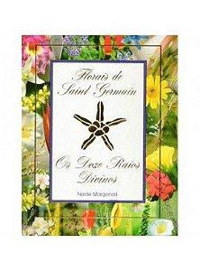 """Livro """"Os Doze Raios Divinos"""" - Florais De Saint Germain  Neide Margonari"""