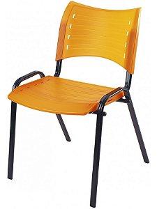 Cadeira Iso Fixa com Base Preta