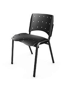 Cadeira Ergoplax com Base Fixa