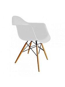 Cadeira Decorativa com Braço Flórida