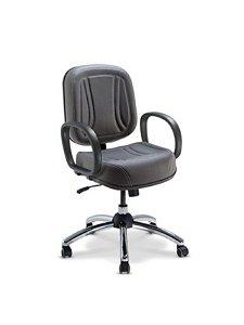 Cadeira Diretor Square Giratória