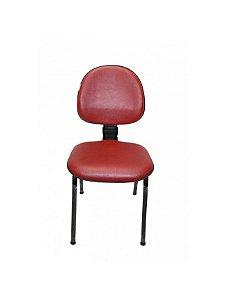 Cadeira Executiva com Base Fixa