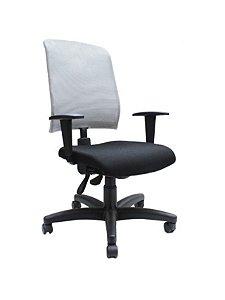 Cadeira Executiva Simples Back com Tela