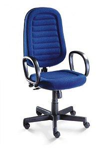Cadeira Presidente Gomada Giratória