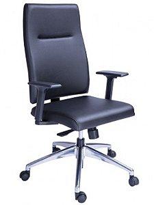 Cadeira Presidente Giratória com Braço Izzi