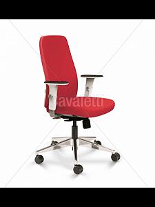 Cadeira Presidente Idea Soft com Base de Alumínio