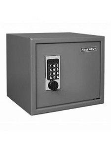 Cofre Digital First Alert com Iluminação Interna 17,6 Litros