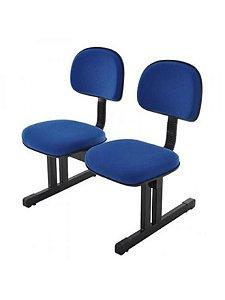 Cadeira Longarina com 2 Lugares Secretária