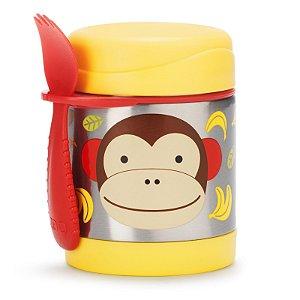 Pote Térmico Macaco Skip Hop Zoo