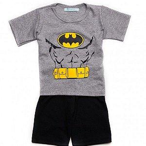 Fantasia Batman - Tamanho 2 a 4