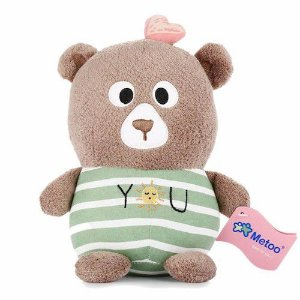 Pelucia Metoo doll Magic Toy Urso