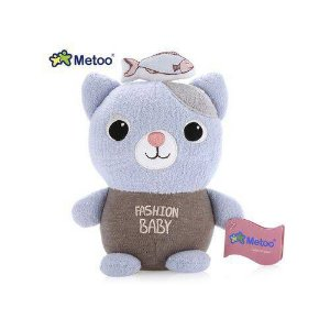 Pelucia Metoo doll Magic Toy Gatinho