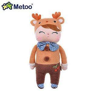Boneco Metoo Angela Deer Boy 33 cm