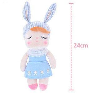 Mini Metoo Doll Angela Azul