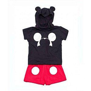Fantasia Mickey - Tamanho 1 a 6