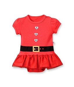 Body Vestido Feminino Natal - Tam P a G