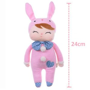 Mini Metoo doll Angela Pink Bunny
