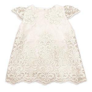Vestido Garden Isabela - Tam 6 a 12 meses