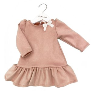Vestido Chamois Rosê